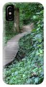Summer Trail Path IPhone Case