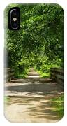 Summer Trail Scene 4 A IPhone Case