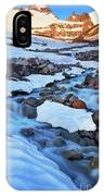 Summerland Creek IPhone Case