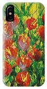 Summer's Bloom IPhone Case