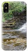 Summer's Waterfall IPhone Case