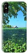 Summertime Blues IPhone Case