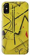 Summertime Concert IPhone Case