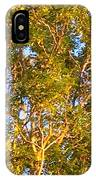 Summertime Tree IPhone Case