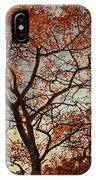 Summing Nature Call  IPhone Case