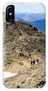 Summit On Mount Massive Summit IPhone Case