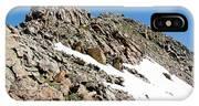 Summiting The Mount Massive Summit IPhone Case