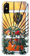 Sun And Hot Air IPhone Case
