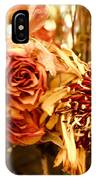 Sun And Rose IPhone Case