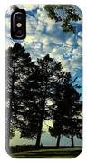Sun And Shadow By Earl's Photography IPhone Case