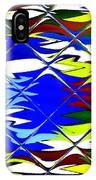 Sun Beach And Glass Catus 1 No. 1 H B IPhone Case