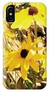 Sun Flower Glory IPhone Case