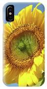 Sun Flowers Garden Art Prints Baslee Troutman IPhone Case