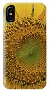 Sun Of Flowers IPhone Case