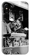 Sun Ra Arkestra At The Red Garter 1970 Nyc 5 IPhone Case