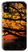 Sun Set At Rancho Palos Verdes, Cali IPhone Case