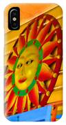 Sun Shopping IPhone Case