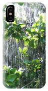Sun Shower Photograph IPhone Case