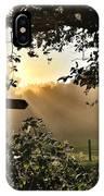 Sun Sign IPhone Case