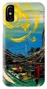 Sun Sin City IPhone Case