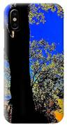 Sun Through Oak V3 IPhone Case