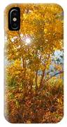 Sun Warmth IPhone Case