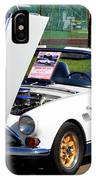 Sunbeam Tiger IPhone Case