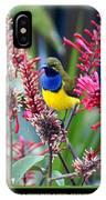 Sunbird IPhone Case