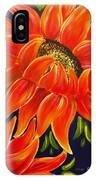 Sunflora IPhone Case