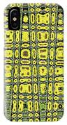 Sunflower #6595ew, Abstract, IPhone Case