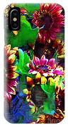 Sunflower Carnival IPhone Case