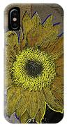 Sunflower Dreaming IPhone Case