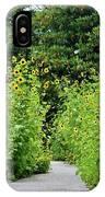Sunflower Garden IPhone Case