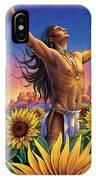 Sunflower - Glorious Success IPhone X Case