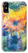 Sunflower Mosaic IPhone Case