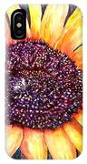 Sunflower Of Georgia IPhone Case