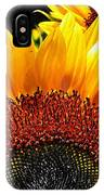 Sunflower Rise IPhone Case