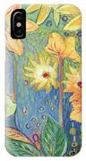 Sunflower Tropics Part 3 IPhone Case