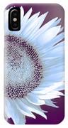 Sunflower Starlight IPhone Case