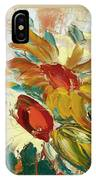 Sunflowers 16 IPhone Case