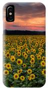 Sunflowers To The Sky IPhone Case
