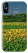 Sunflowers Weldon Spring Mo_dsc9830_16 IPhone Case