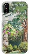 Sunken Garden IPhone Case
