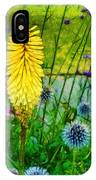 Sunlight At Kew Gardens IPhone Case