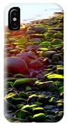 Sunlit Stones IPhone Case