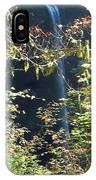 Sunlite Silver Falls IPhone Case