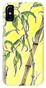 Sunny Bamboo IPhone Case