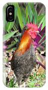 Sunny Cock IPhone Case