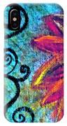 Sunny Day Purple IPhone Case