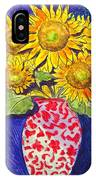 Sunny Disposition IPhone Case